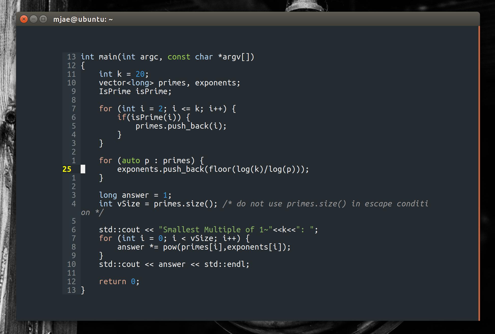 버튼 하나만 누르면 오직 코드만 보이게 해서 집중도를 높일 수 있습니다.